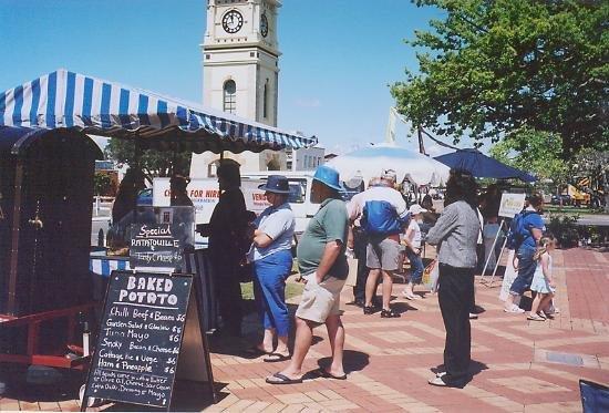 Feilding Farmers Market every Friday