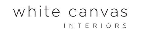 White Canvas Interiors Logo