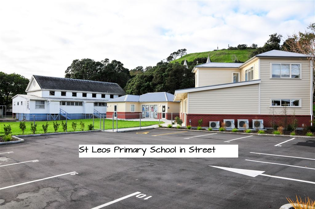 St Leos Primary School in the Street