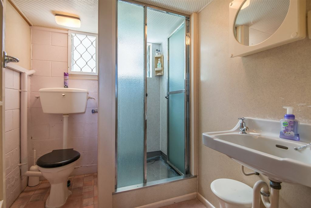 Down Stairs Bathroom