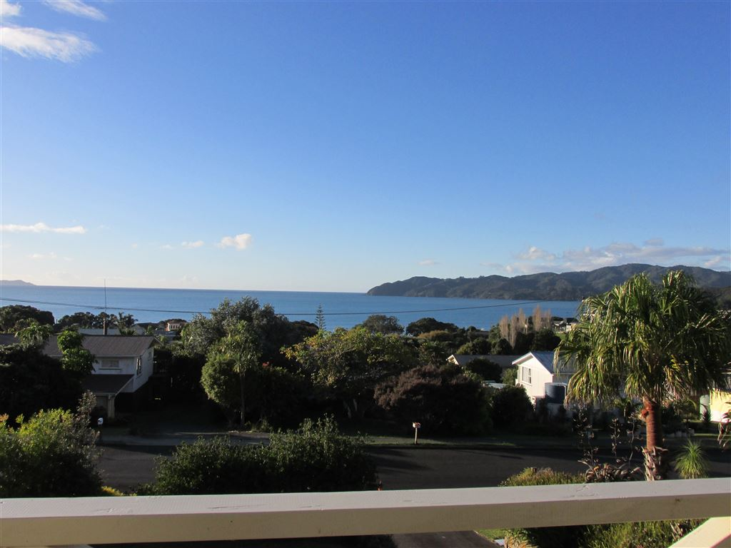 View of Doubtless Bay from the deck