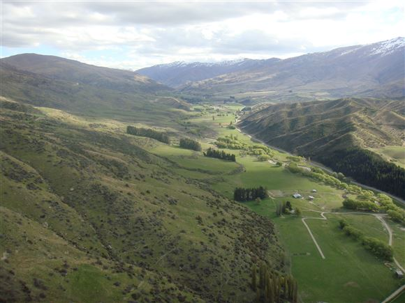 Unique Wanaka High Country Station