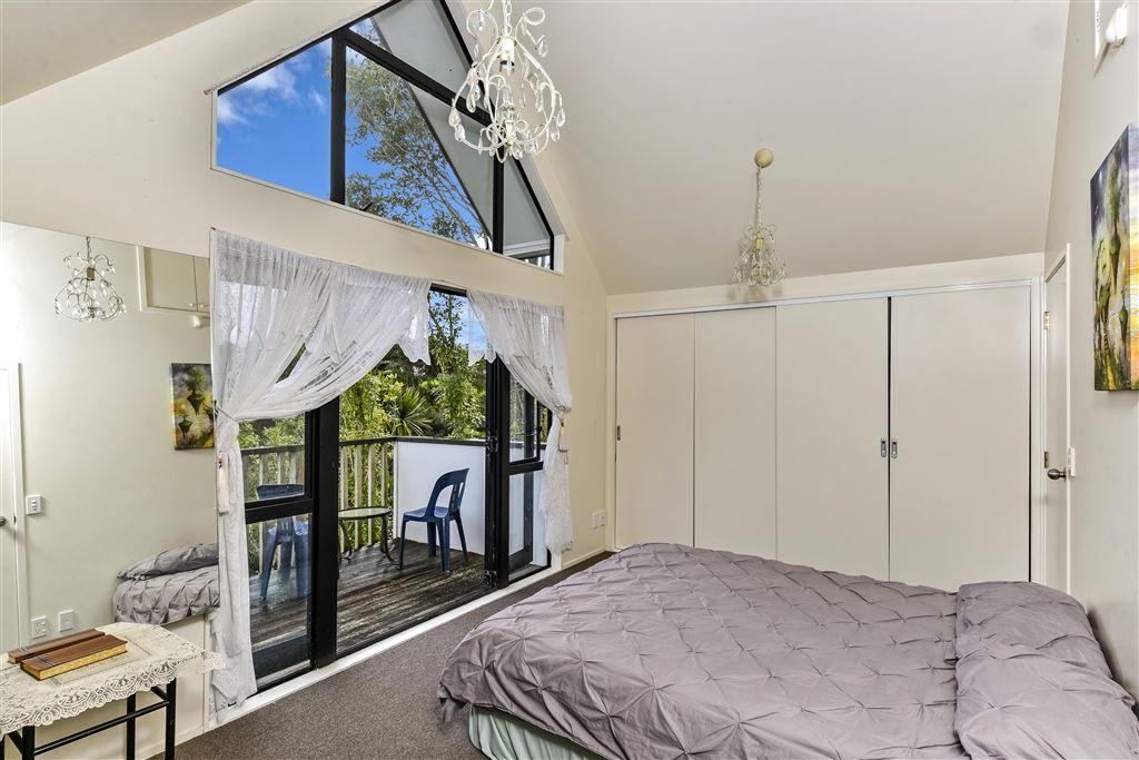 Generous Minor bedroom