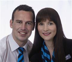 Jono and Kim Reeves