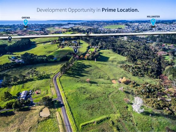 58Ha Future Urban Next to Millwater