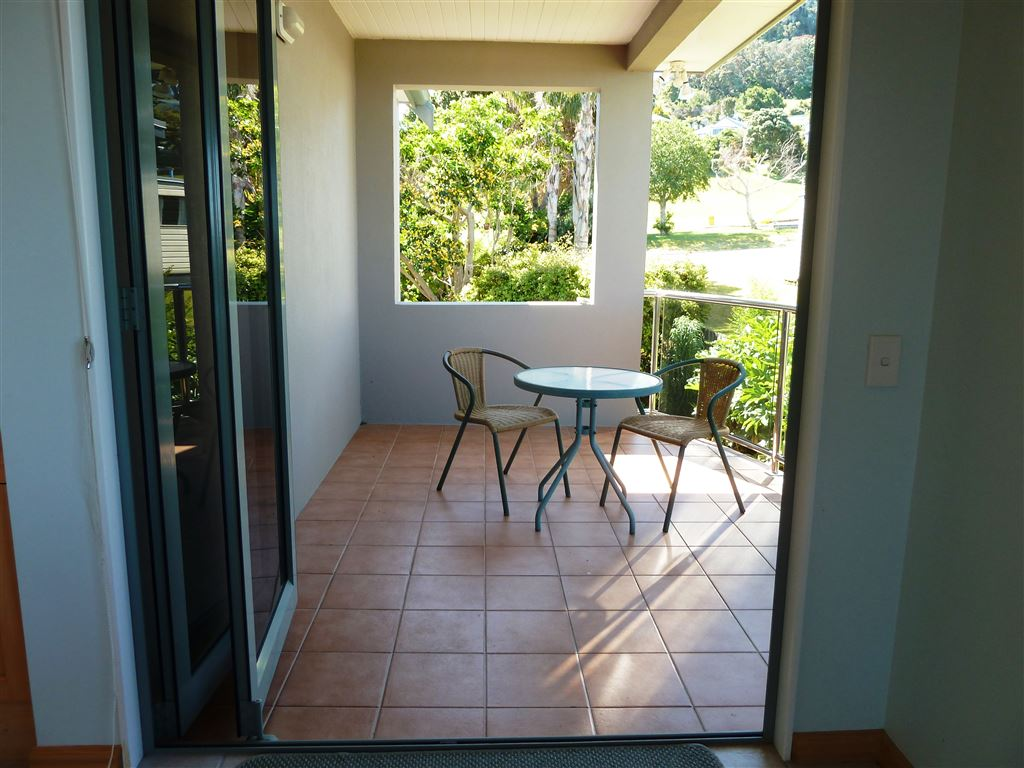 Patio off Dining Room