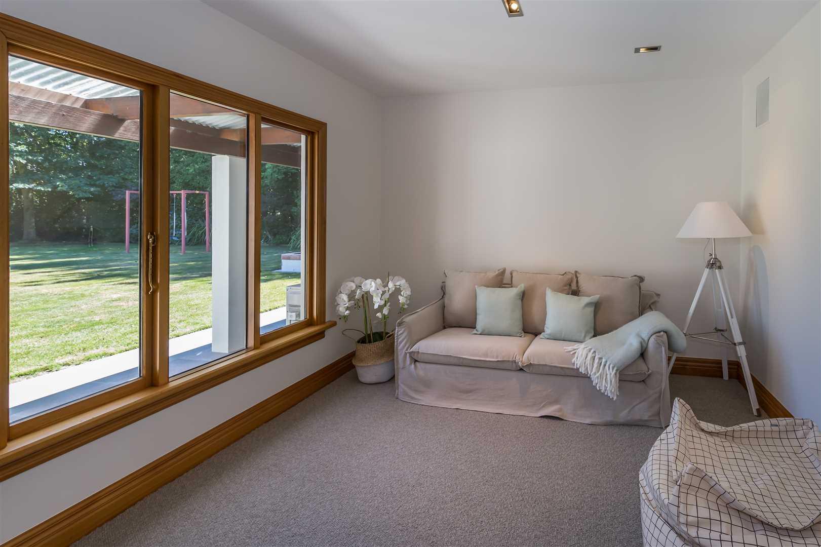 Multi purpose room of lounge