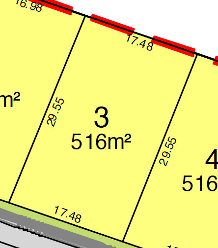Site Plan/Section Size