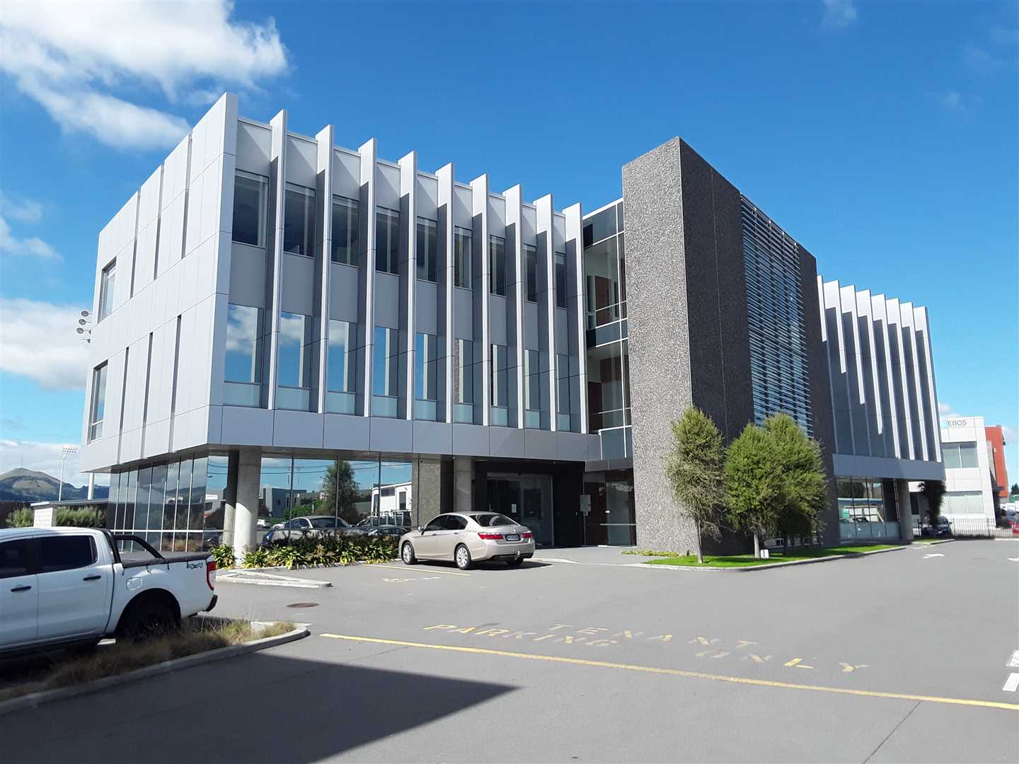 Modern Superior Office Building for Lease