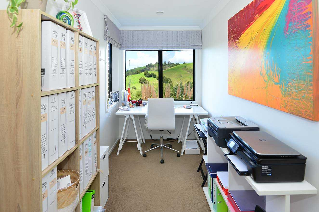 Office with amazing outlook