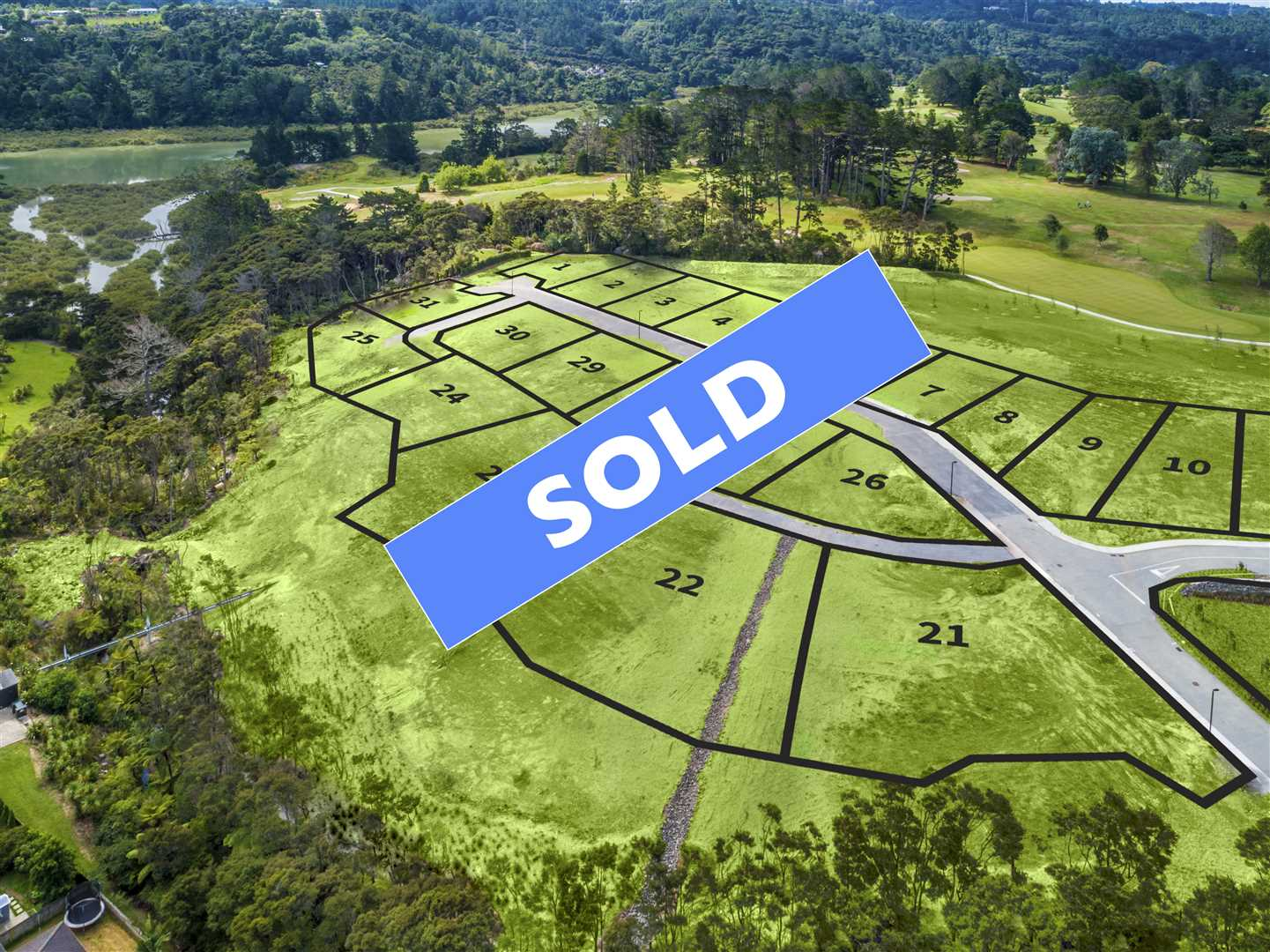 LOT 9 SOLD