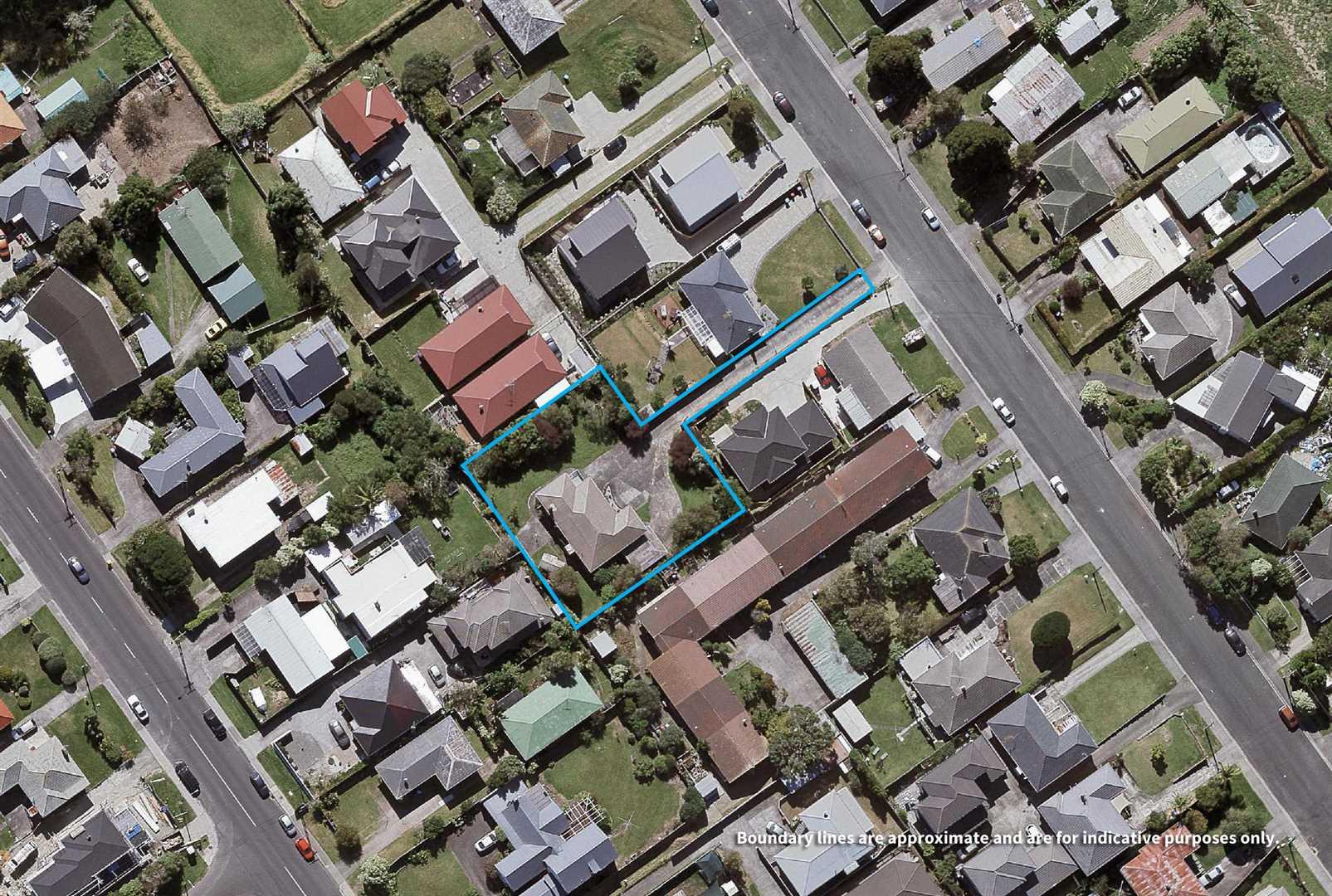 Land Bank - Urban Housing Zone.