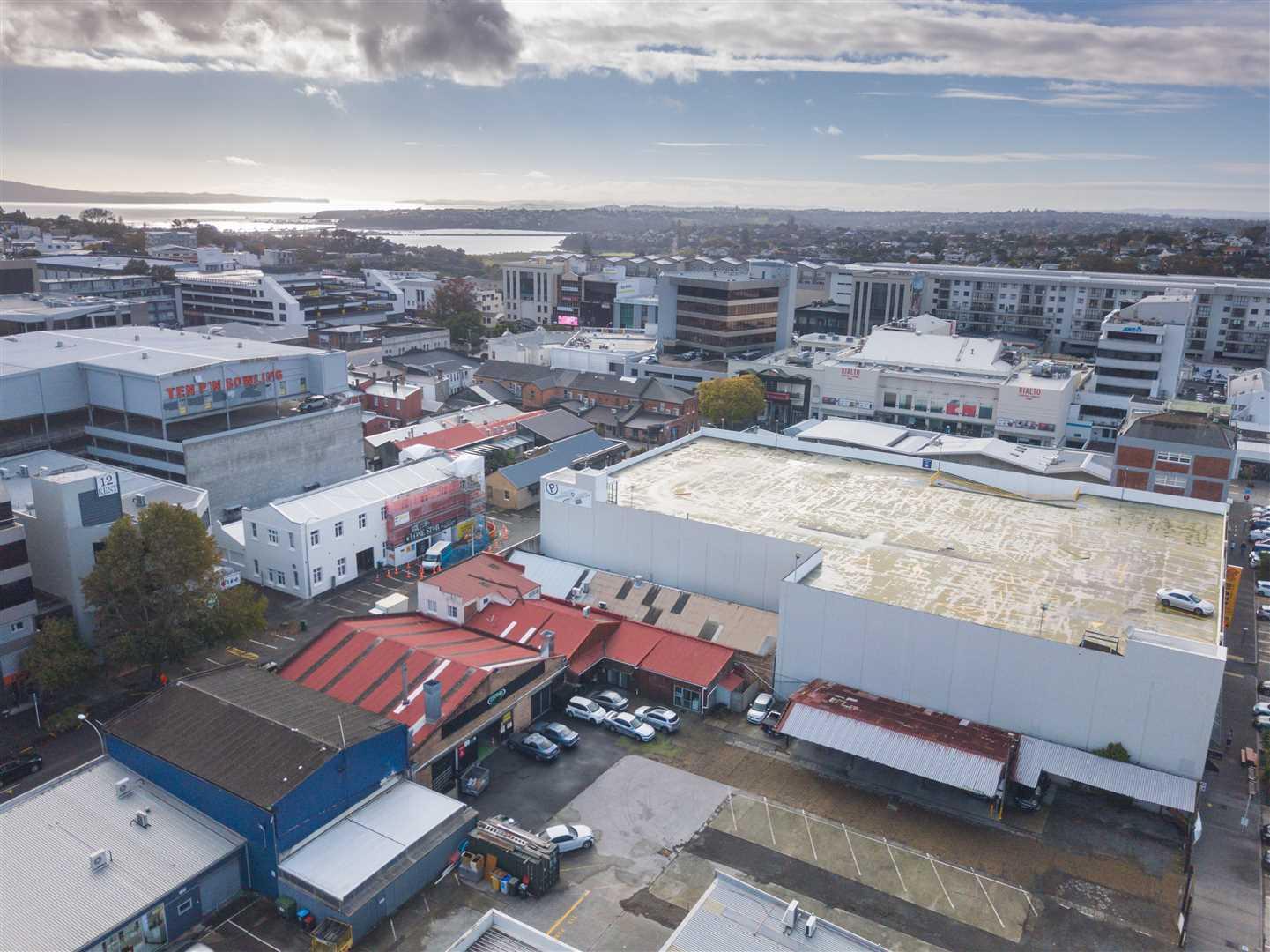 Newmarket, 15 Kent Street   Client First Greenlane & Waiheke