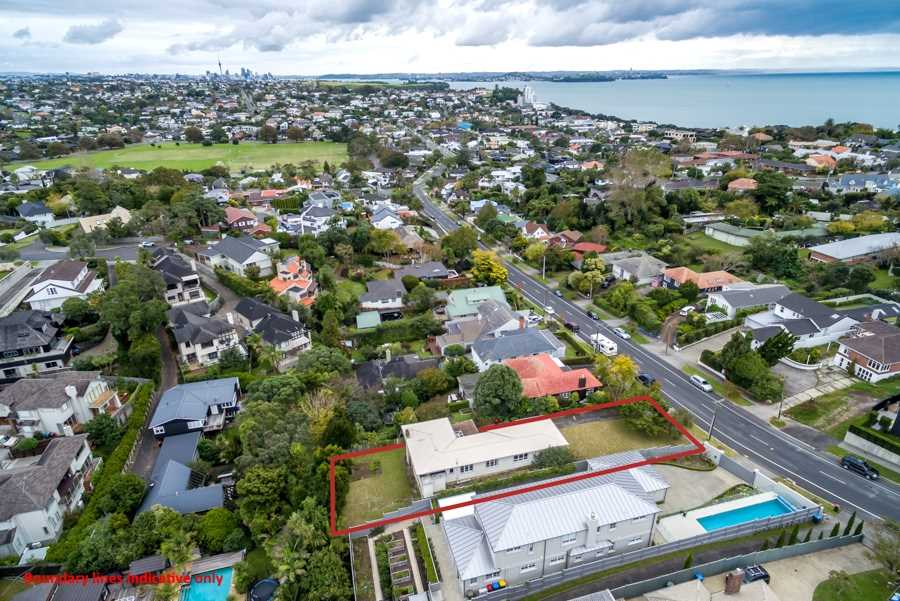St Heliers Location with Development Potential