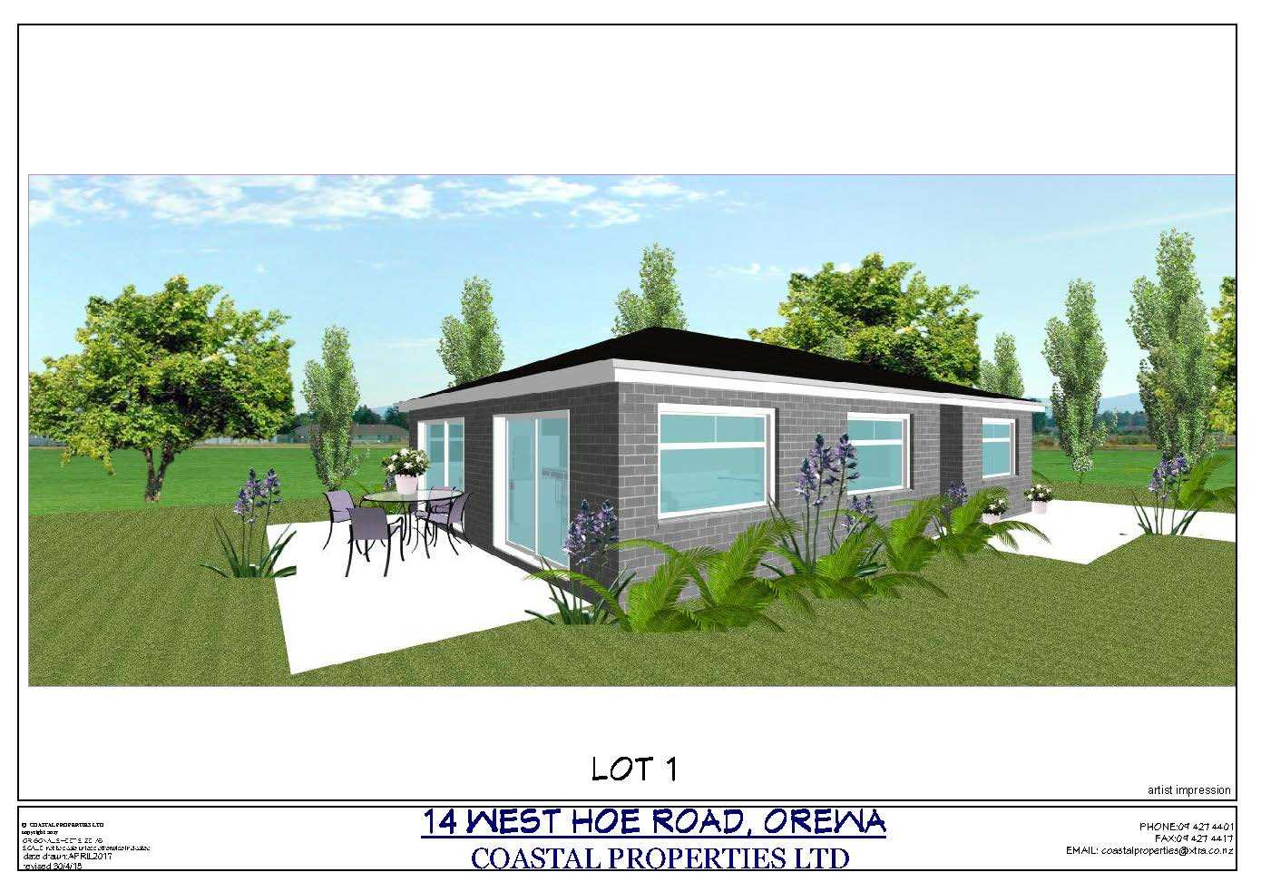 Affordable, Ideal Location & Brand New!