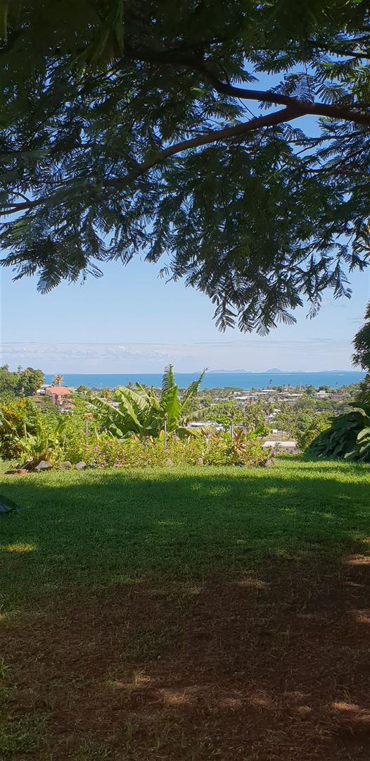 Garden seaviews