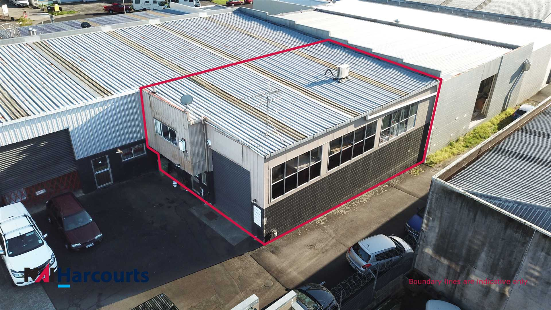 Vacant Industrial Unit in Wairau Valley