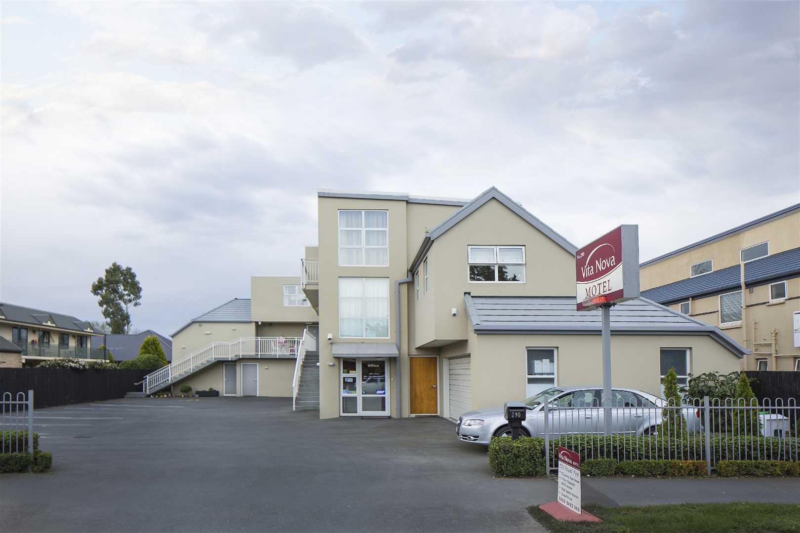 Motel For Sale - FHGC