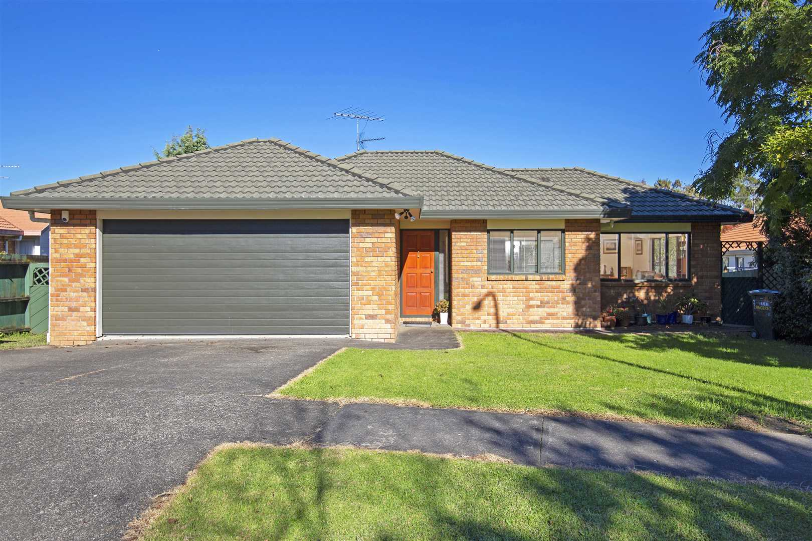 Trusted Brick Home in Sought After Location