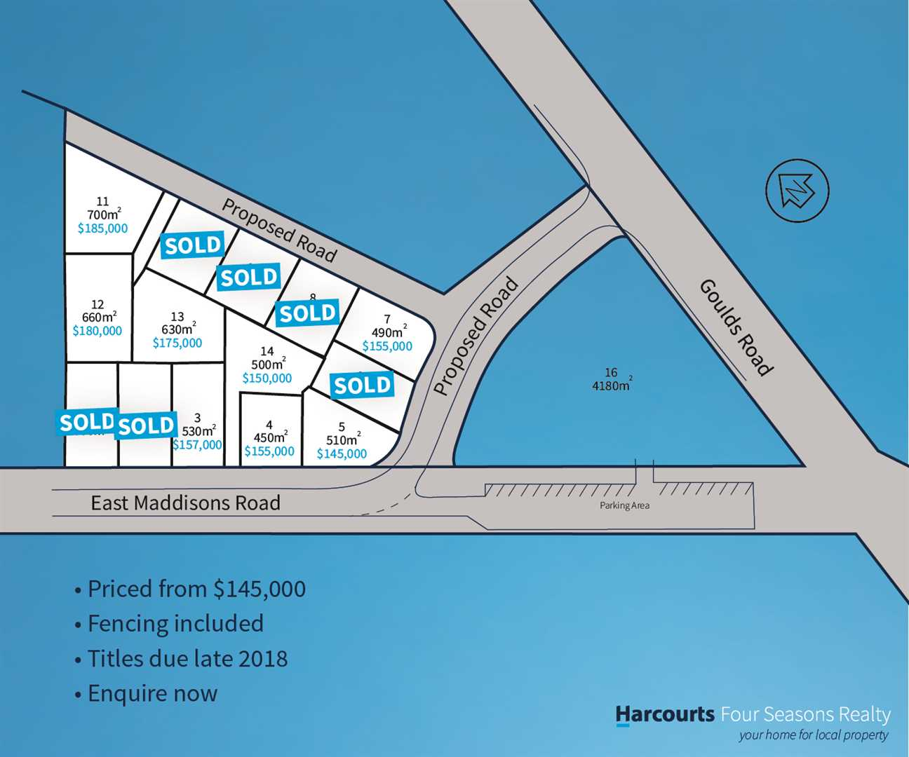 Proposed Subdivision In Rolleston