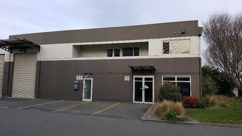 Middleton Warehouse, Office/Showroom