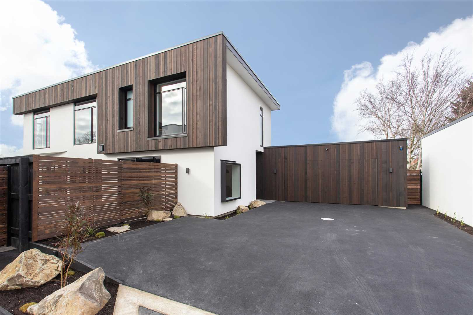 Brand-New Executive Home