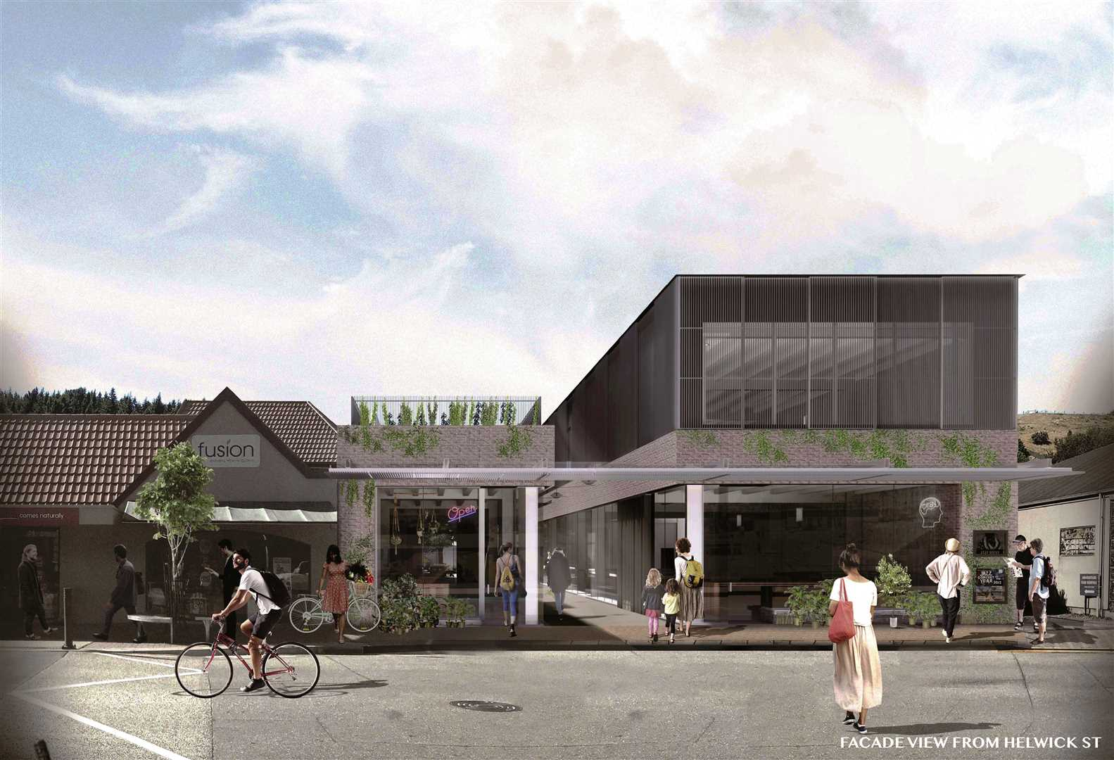 Exclusive Downtown Wanaka Retail Development