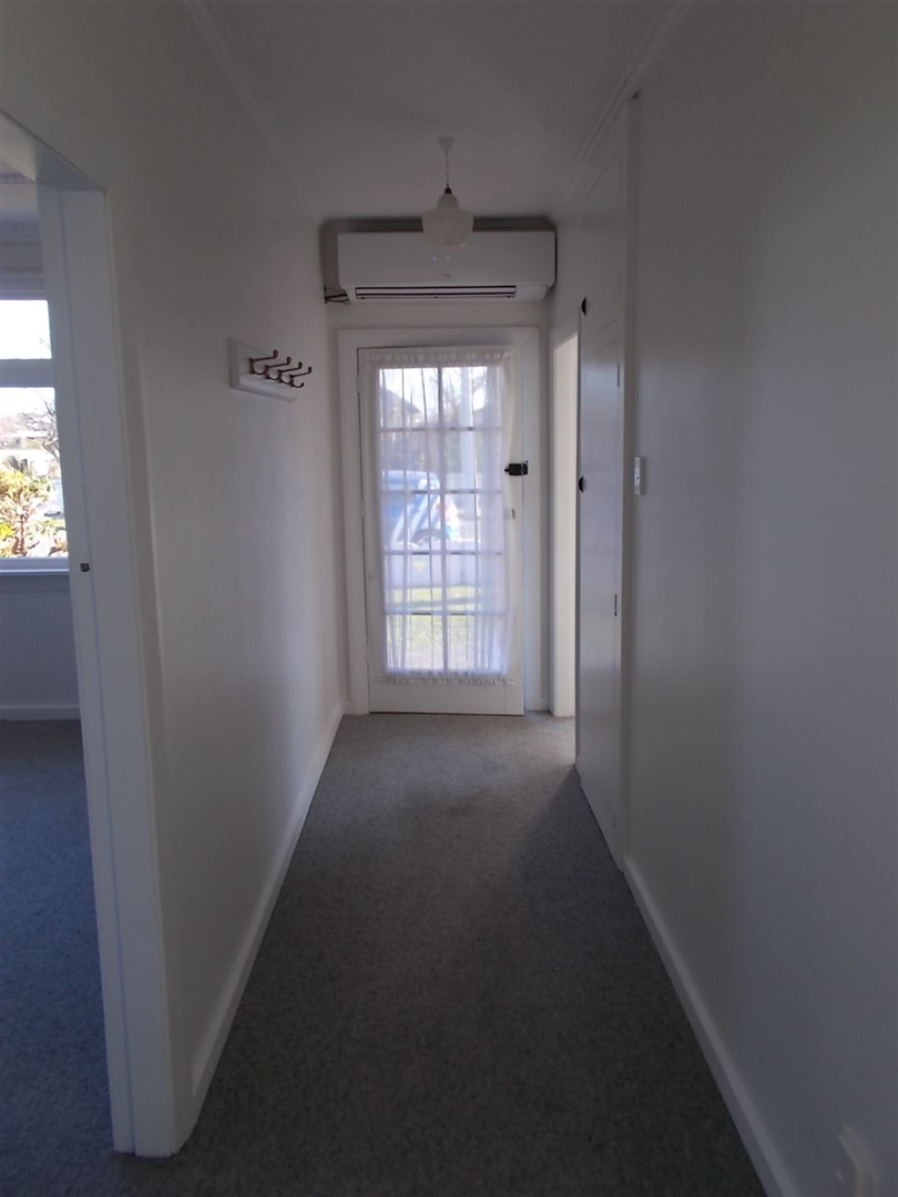 Hallway with Heatpump