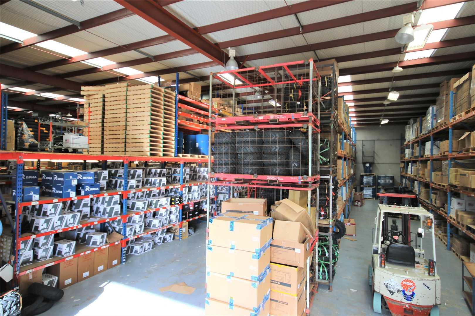 Great Albany Warehouse - 1,392m²