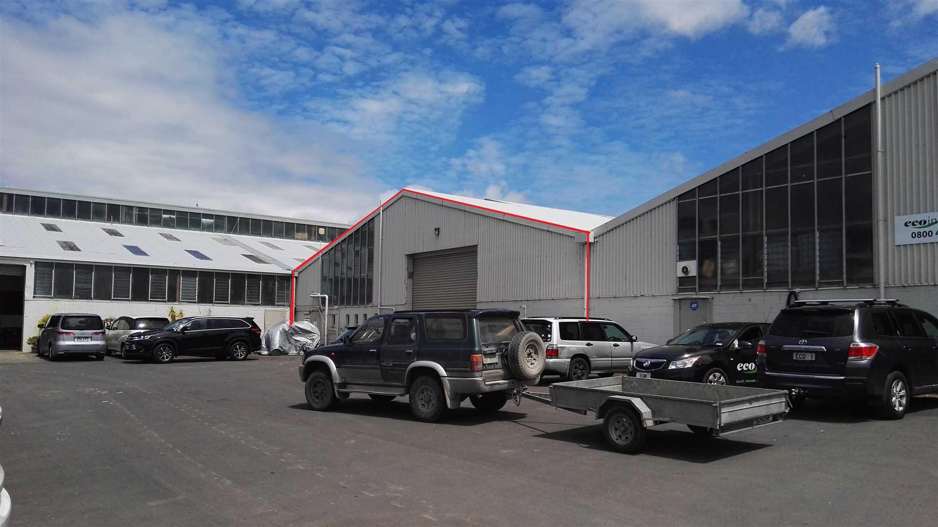 Warehouse/Office on Rosebank Road