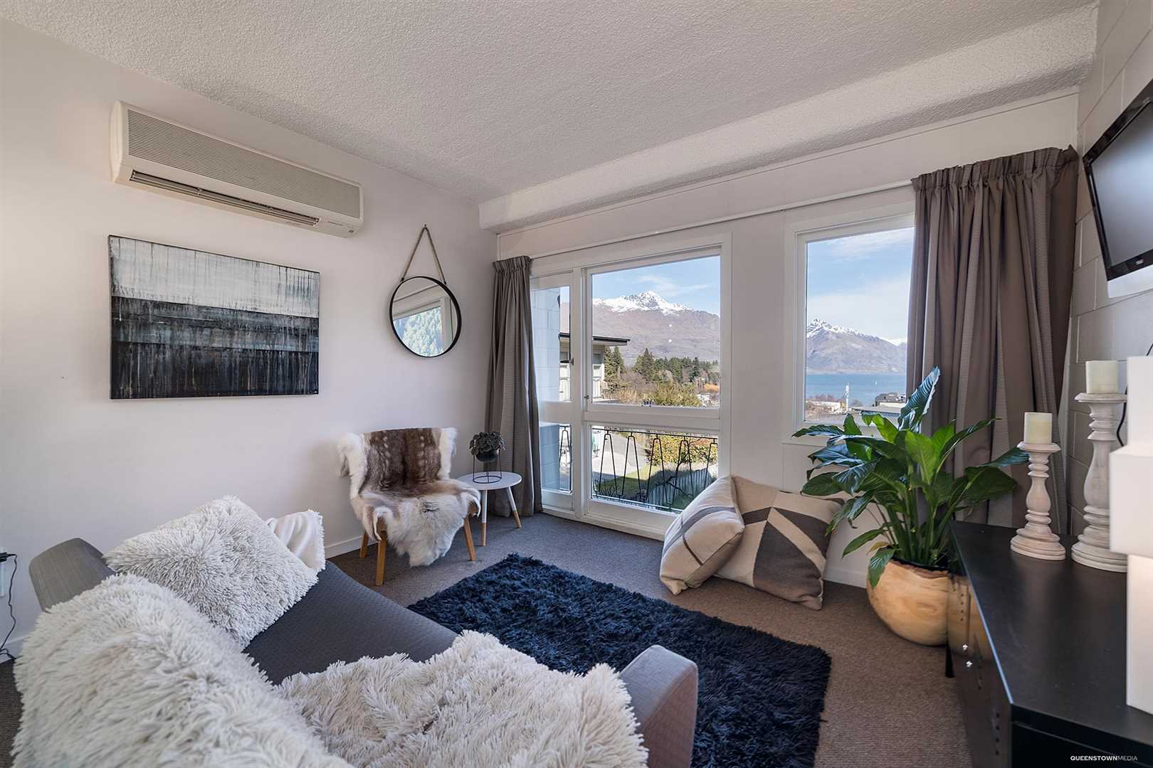 Cute,Tidy Apartment in The Heart of Queenstown.