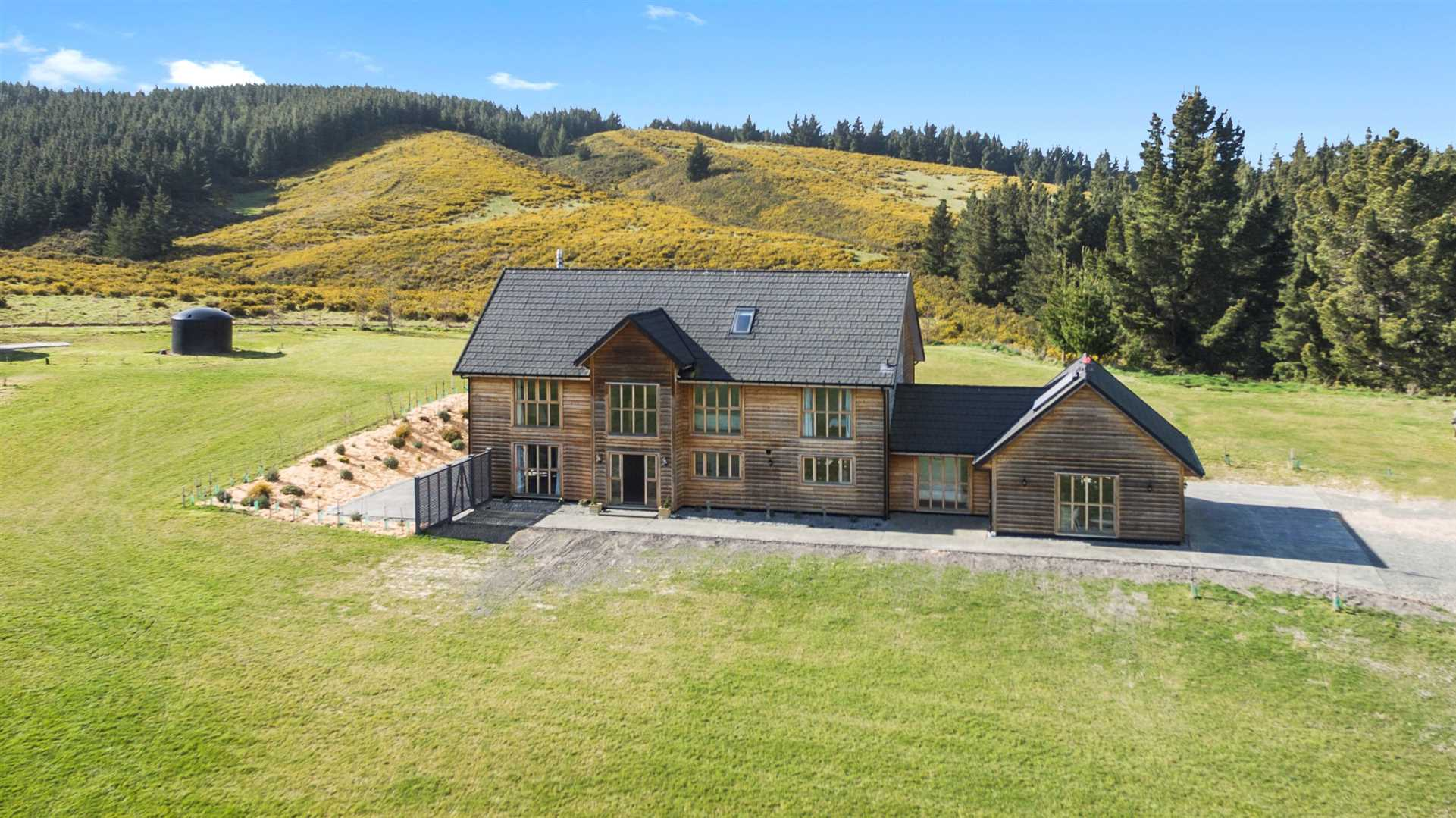 Country Elegance with Unparalleled Views