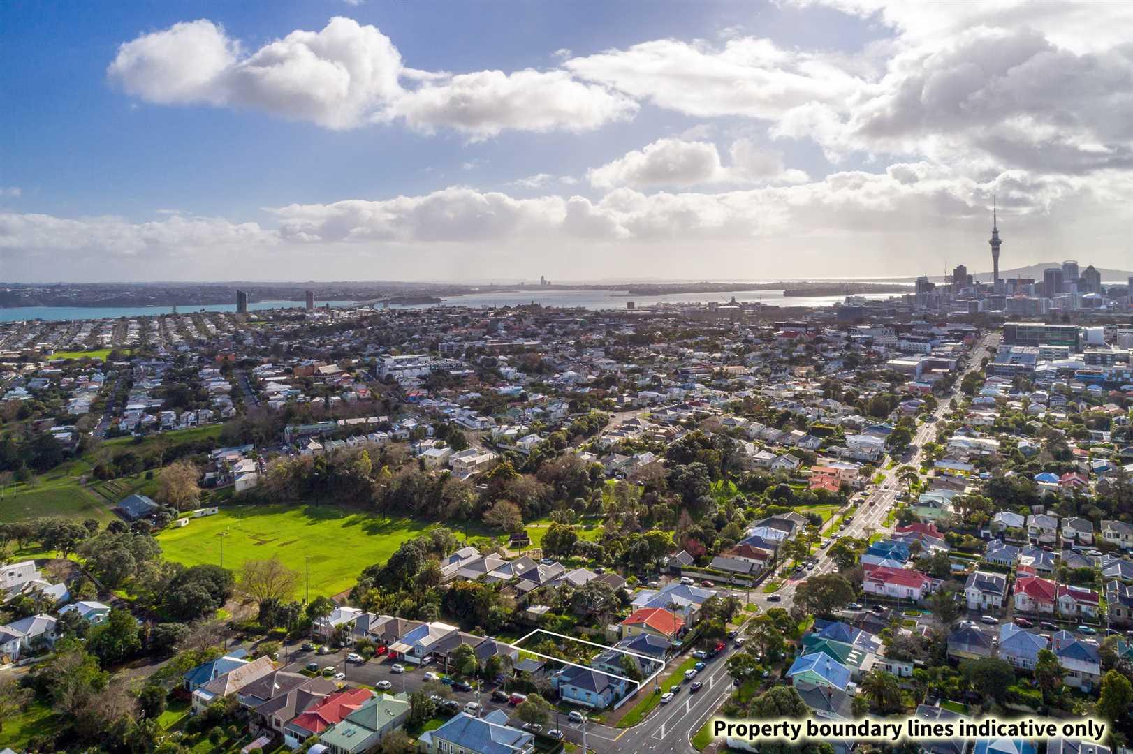 Proximity To Auckland City