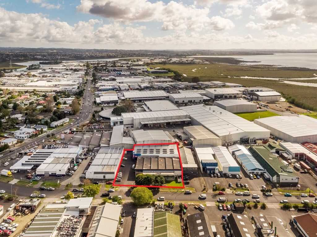 Freehold Standalone Industrial - Avondale