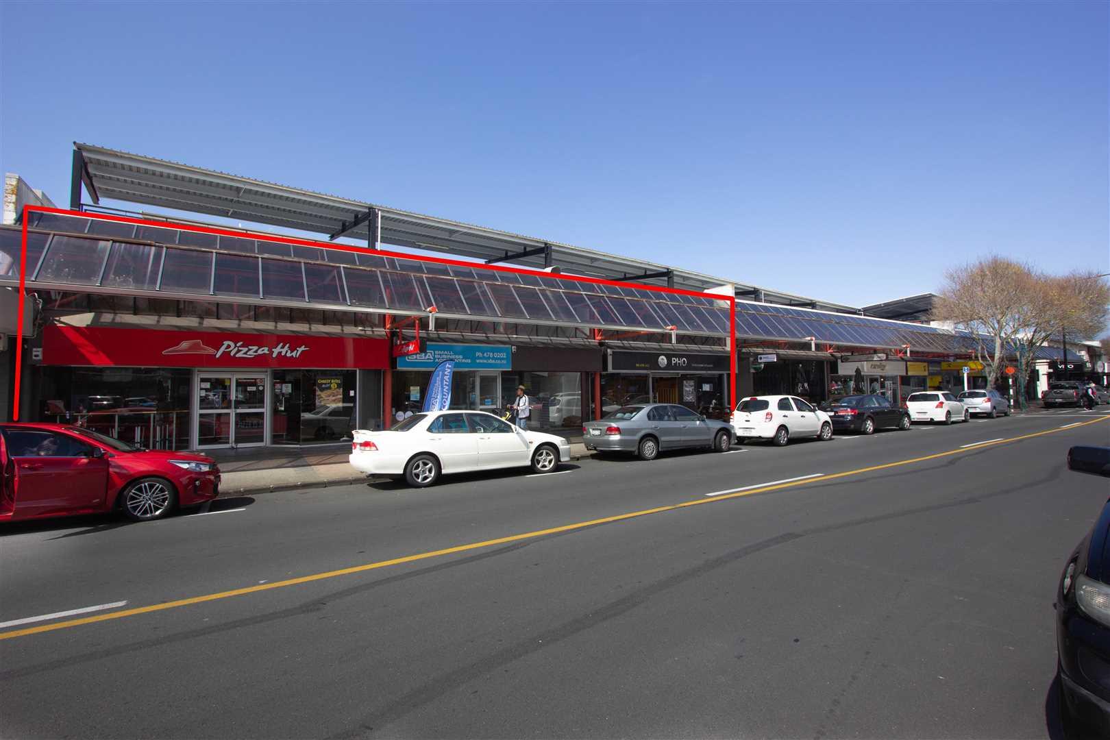 Multi-tenanted Retail Investment