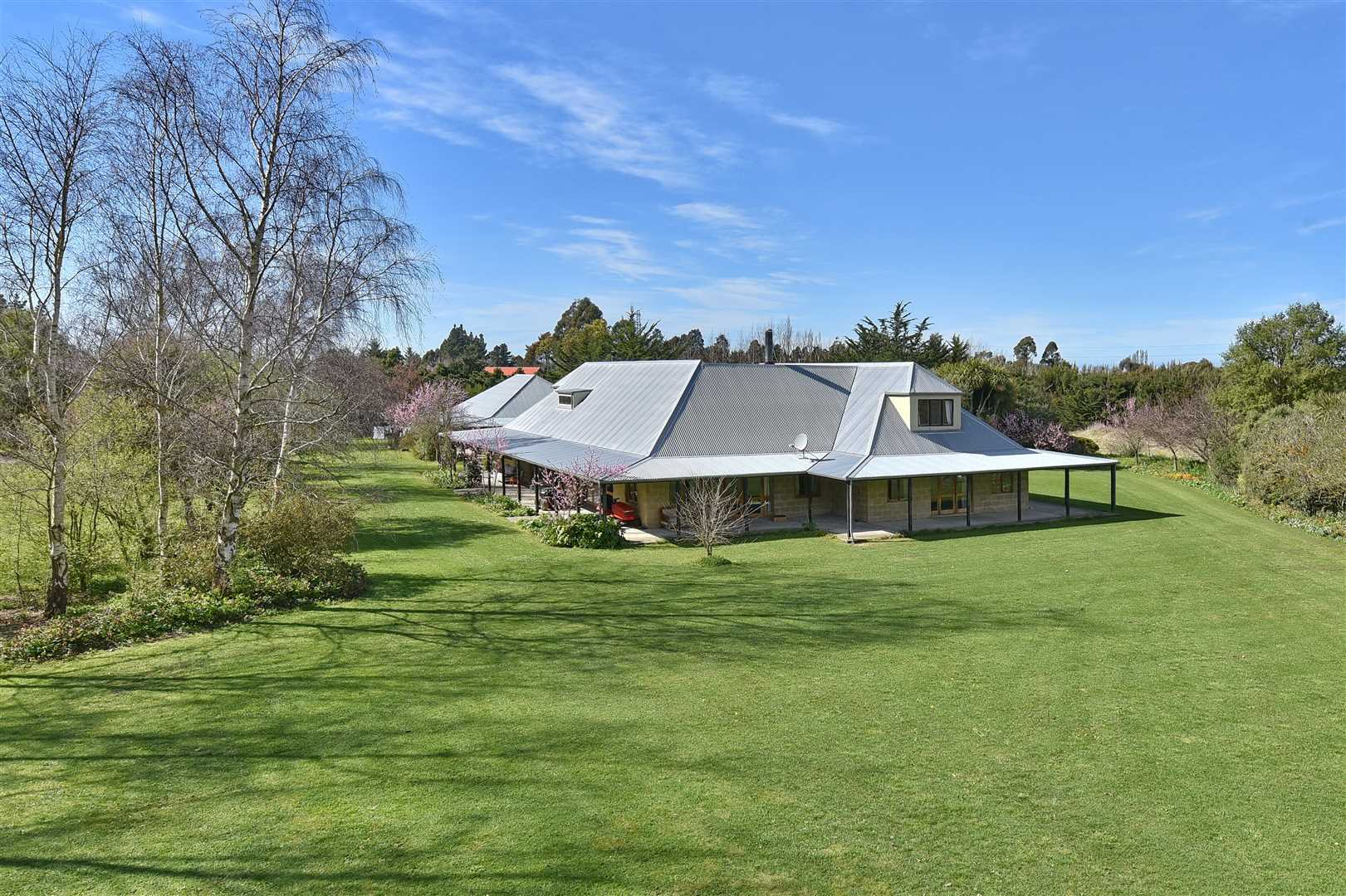 Substantial Sanctuary with Opportunities