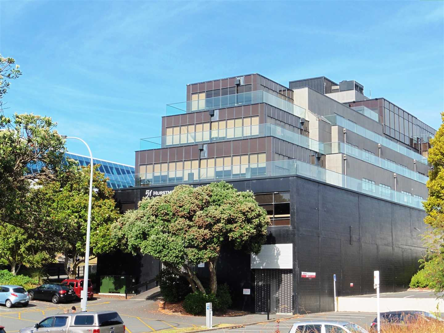 Central Takapuna Office with Seaviews