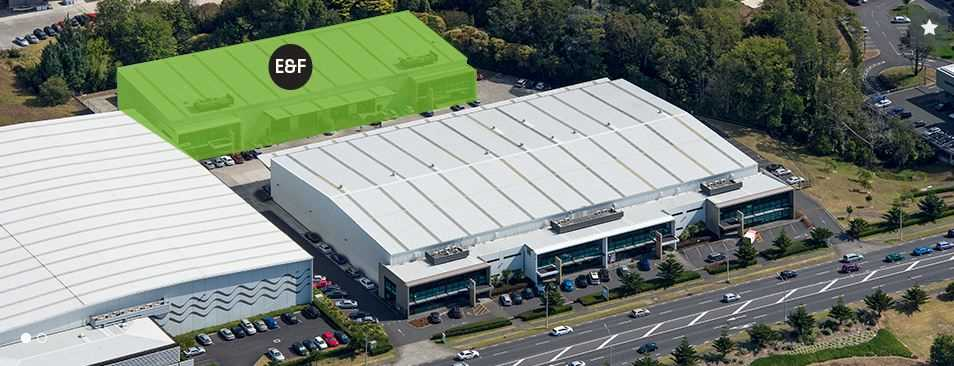 East Tamaki Warehouse - 883 sqm + offices