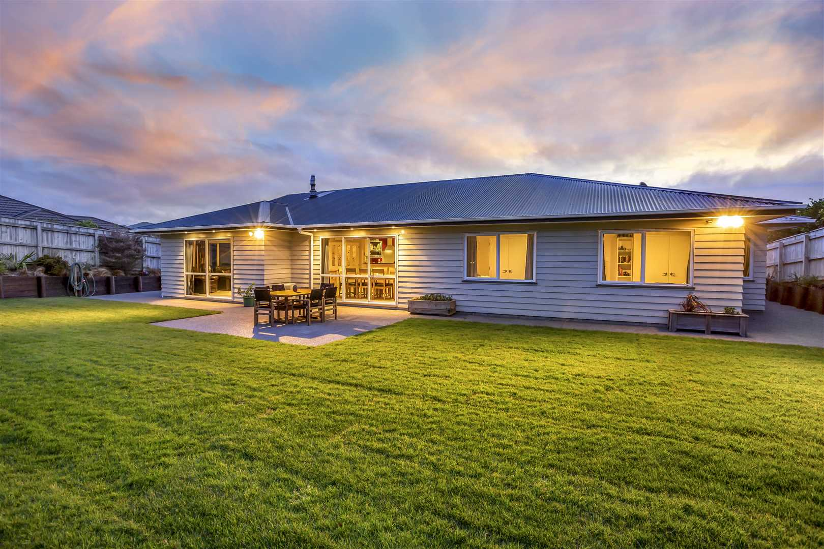 Is This Aotea's Biggest Back Yard?  -  Auction