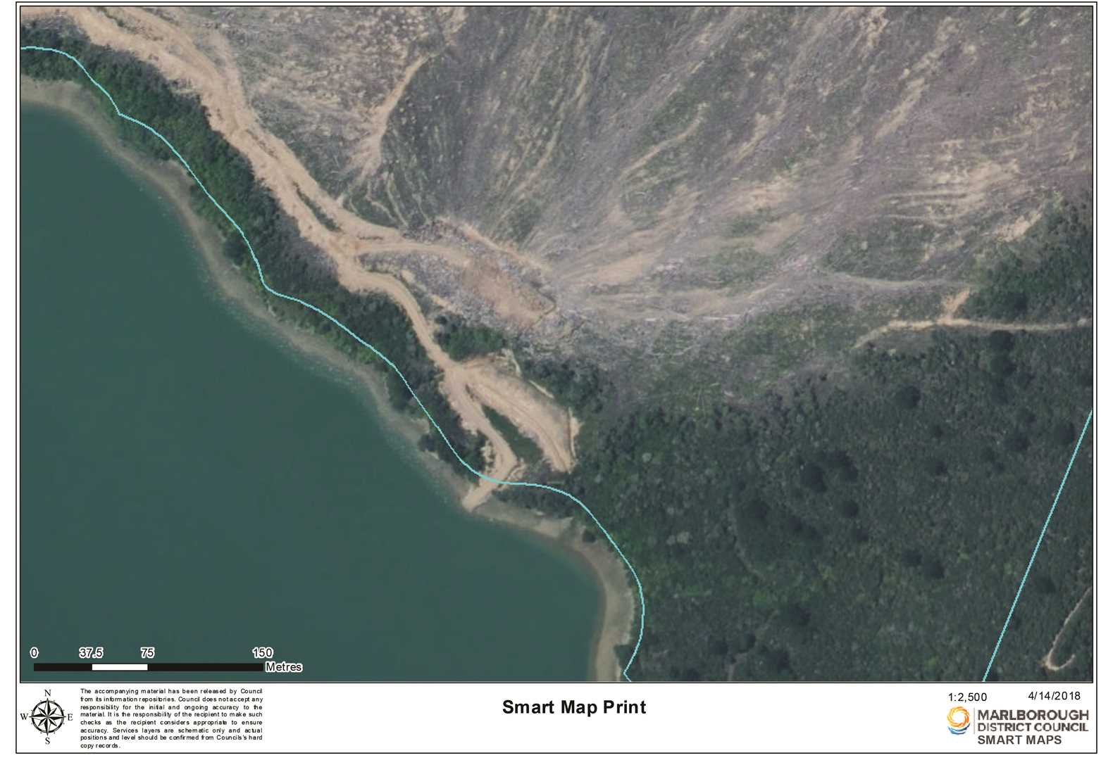 Barge Site
