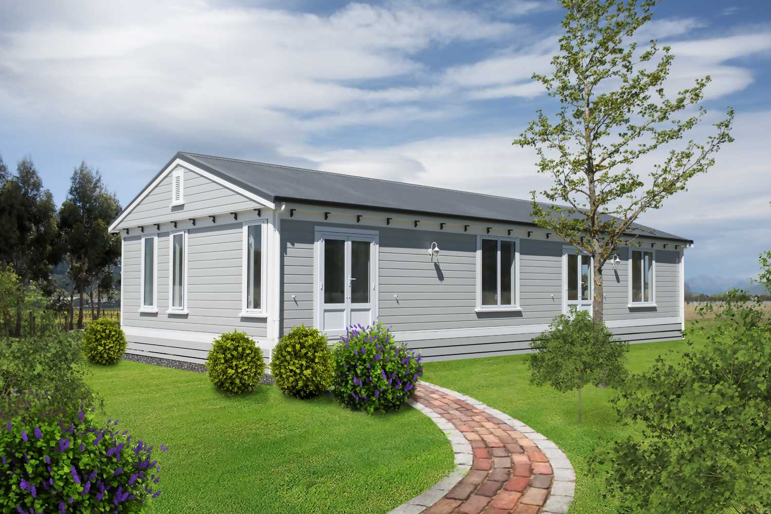 Transportable Quality Replica Cottages
