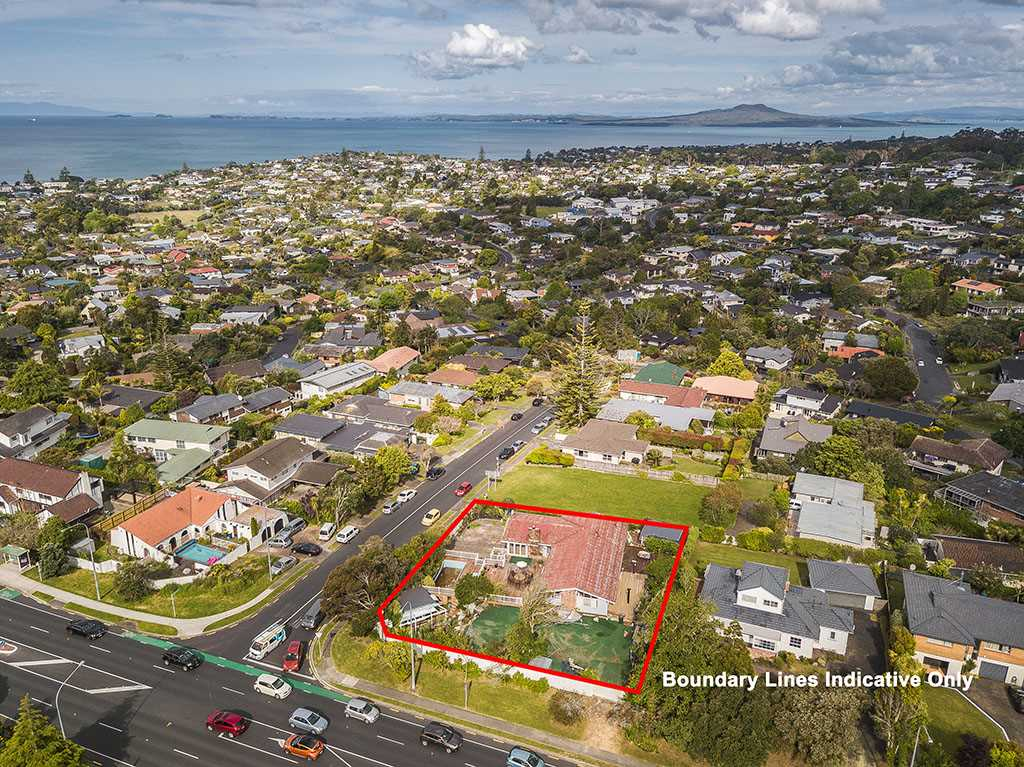 Prime Land with Views in the Heart of Mairangi Bay