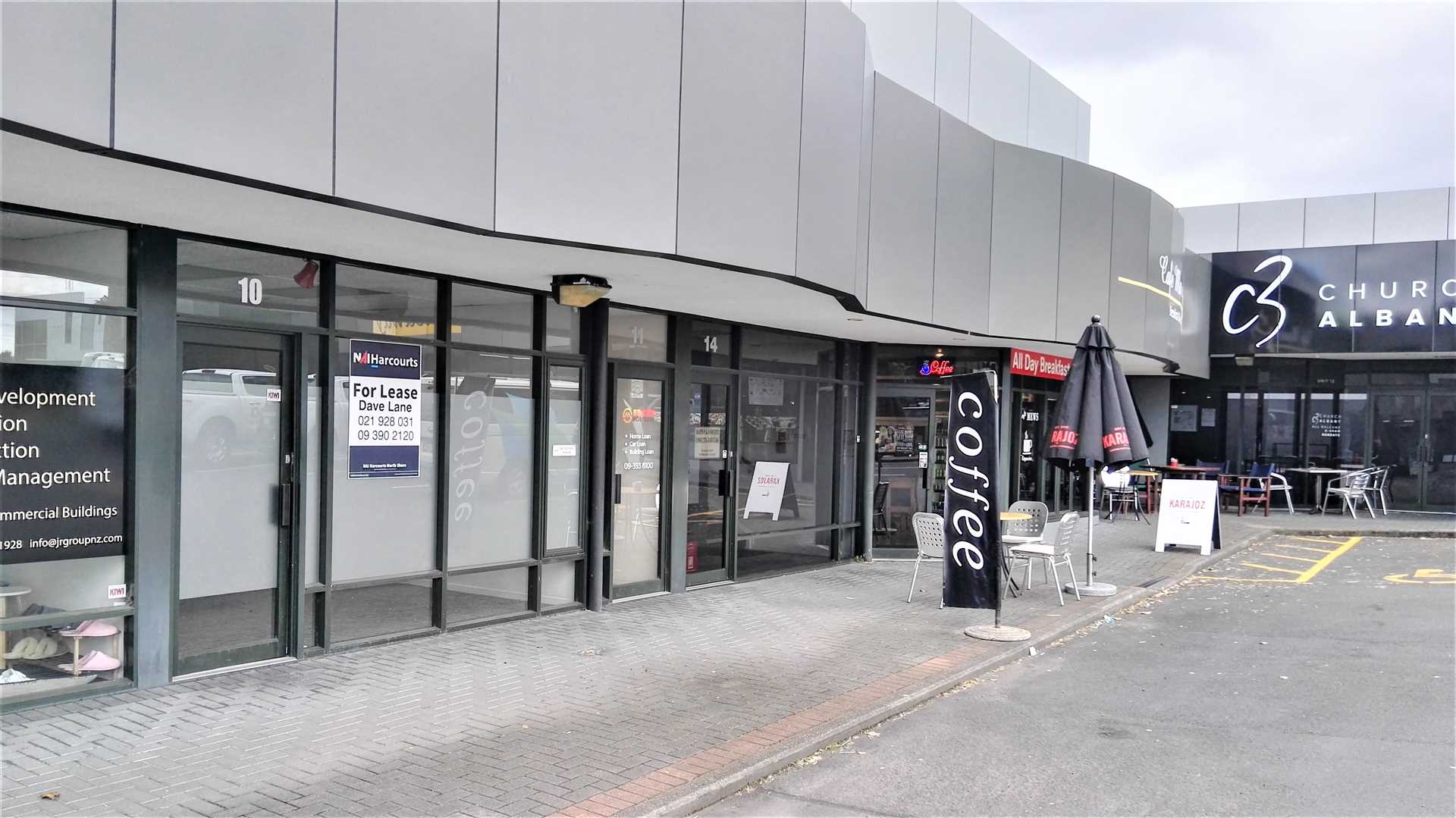 Cosy and Affordable - Albany Office/Retail
