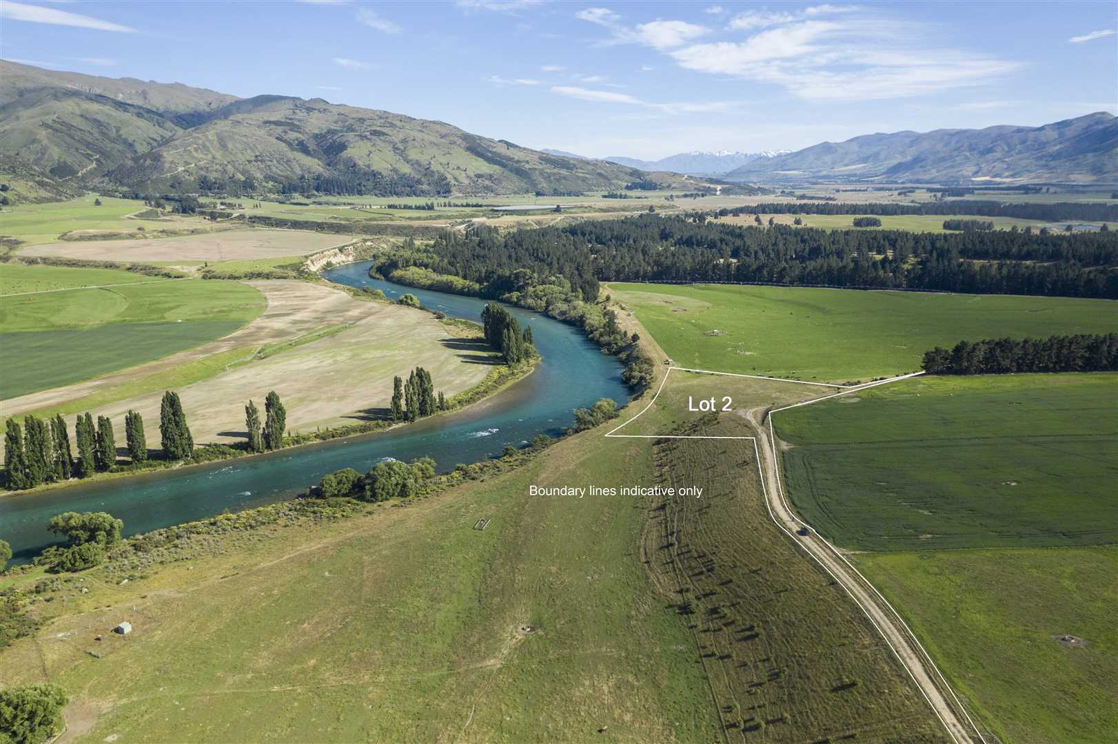 Rare Riverfront Land Opportunity