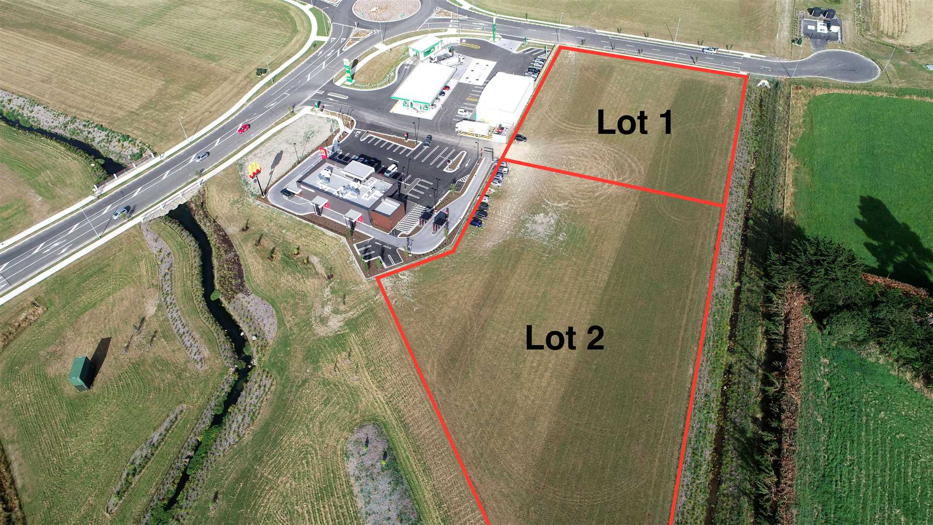 Development Opportunity With Exceptional Exposure