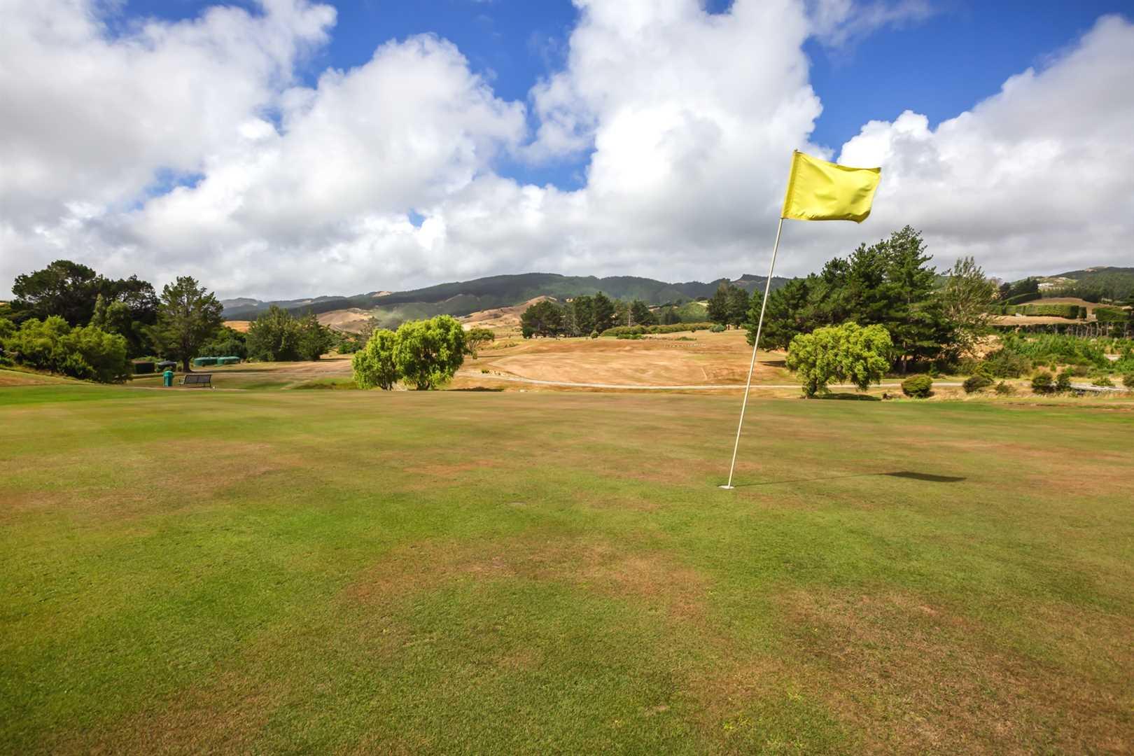 Pauatahanui Golf Club - Tender