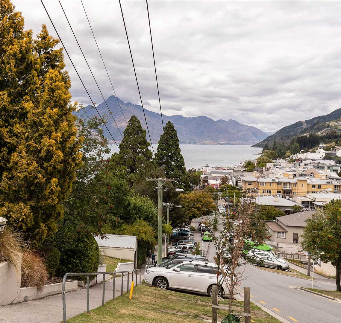 Entry Level in the Heart of Queenstown.