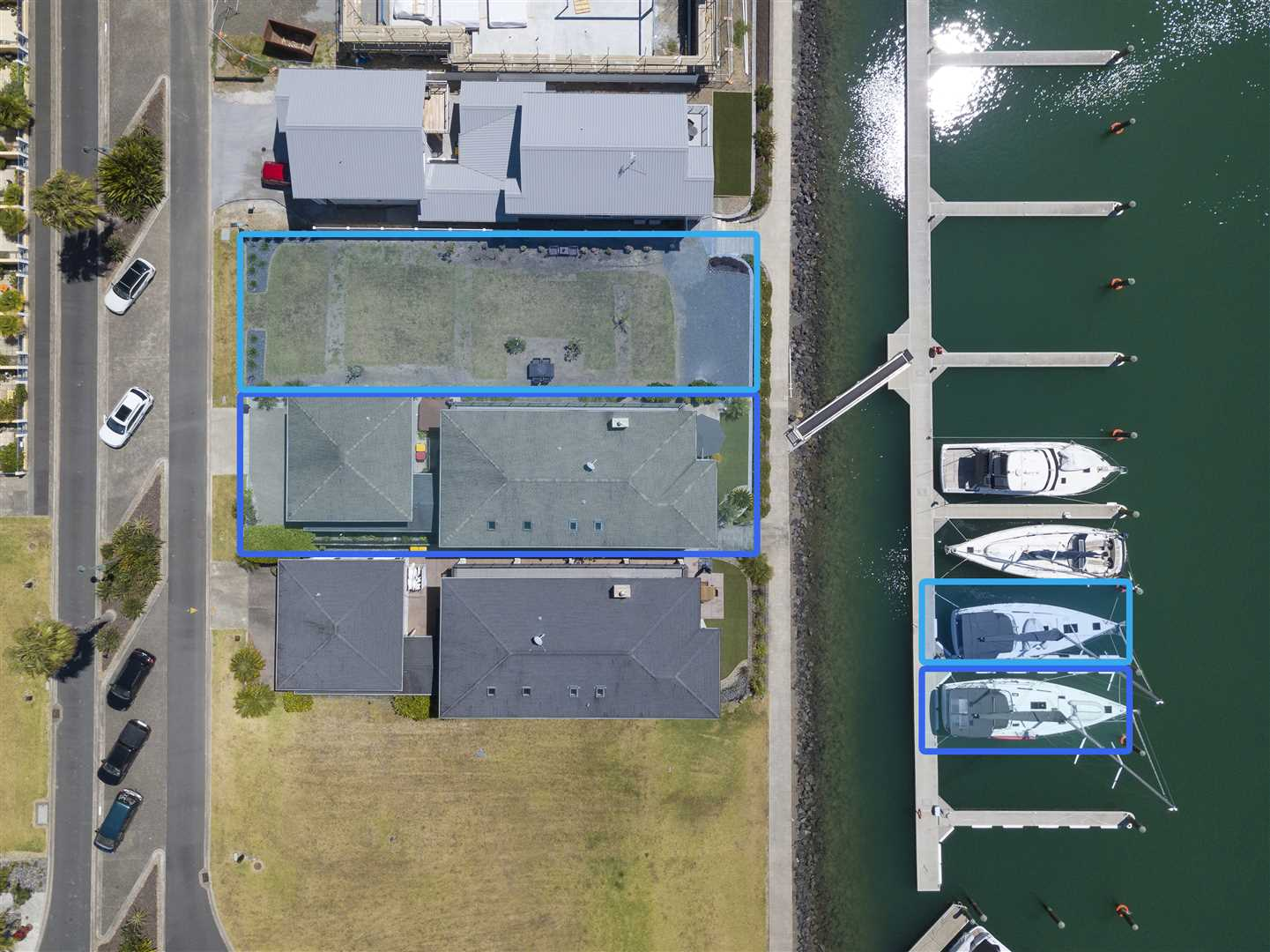 SOLD by Davina!! Premium Waterfront & Marina Berth