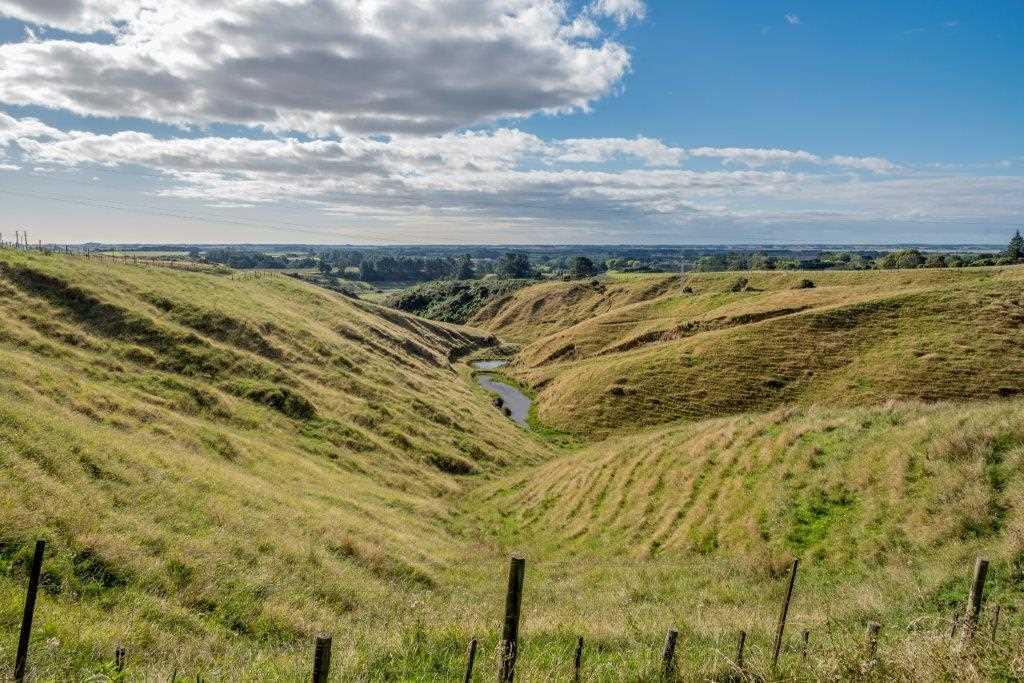 Combination of contours (55 acres)