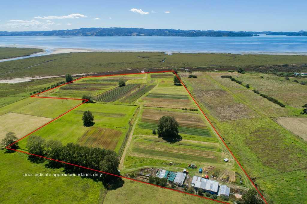 Rich Fertile Land on the Whangarei Harbour